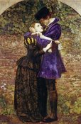 John Everett Millais - The Huguenot