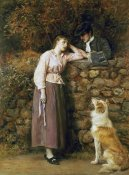 John Everett Millais - Effie Deans