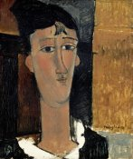 Amedeo Modigliani - Portrait of a Young Woman (La Concierge)