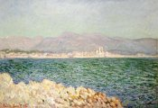 Claude Monet - Golfe d'Antibes