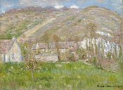 Claude Monet - The Hamlet of Falaise, near Giverny, 1883