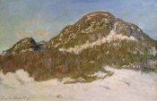 Claude Monet - Mount Kolsaas in Sunlight