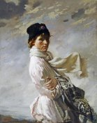 Sir William Orpen - In Dublin Bay