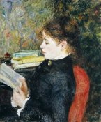 Pierre-Auguste Renoir - The Reader