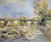 Pierre-Auguste Renoir - Cagnes Countryside
