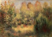 Pierre-Auguste Renoir - The Glade