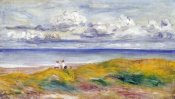 Pierre-Auguste Renoir - On The Cliffs
