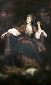 Joshua Reynolds - Mrs. Siddons As The Tragic Muse