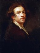 Sir Joshua Reynolds - Self-Portrait of The Artist