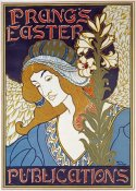 Louis Rhead - Prang's Easter Publications