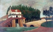 Henri Rousseau - The Mill