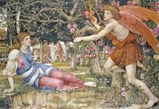 John Roddam Spencer Stanhope - Love and The Maiden