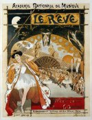 Theophile Steinlen - Le Reve