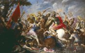 Antonio Tempesta - The Battle of The Amazons