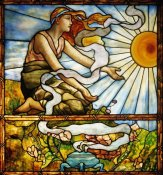 Tiffany Studios - Window