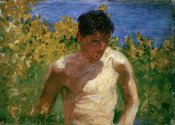 Henry Scott Tuke - Johnny Jackett