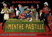 Unknown - La Menthe-Pastille
