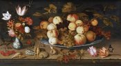 Balthasar Van Der Ast - Fruit On a Dish