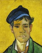 Vincent Van Gogh - Young Man In a Cap