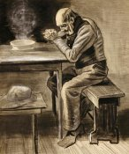 Vincent Van Gogh - The Prayer