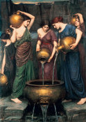 John William Waterhouse - Danaides