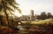 Walter Williams - Rievaulx Abbey