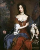 William Wissing - Portrait of Mary of Modena, Queen of James II