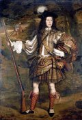John Michael Wright - A Highland Chieftain