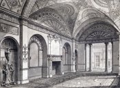 Robert Adam - Drawing Room at The Earl of Derby's House