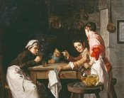 Joseph Bail - The Young Card Players