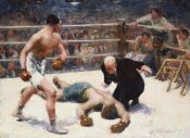 Claude Charles Bourgonnier - The Knock Out