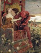 Ford Maddox Brown - Romeo and Juliet