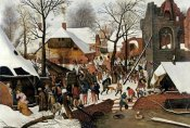 Pieter Bruegel the Elder - The Adoration of The Kings