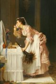 Joseph Caraud - The Chamber Maid