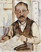 Lovis Corinth - Self Portrait