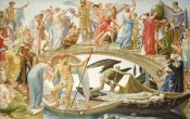 Walter Crane - The Bridge of Life