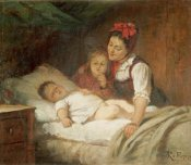 Rudolf Epp - The Sleeping Babe