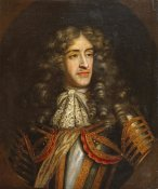 Henri Gascars - Portrait of James, Duke of York