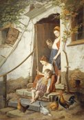Theodore Gerard - The Cottage Steps