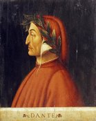 Domenico Ghirlandaio - Portrait of Dante