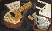Juan Gris - The Mandolin