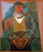 Juan Gris - The Stable Lad