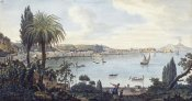 Sir William Hamilton - View of Naples and Vesuvius
