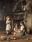 Alexei Alexeiewitsch Harlamoff - Blowing Bubbles