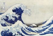 Hokusai - The Great Wave of Kanagawa