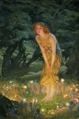 Edward Robert Hughes - Midsummer Eve