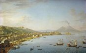 Antonio Joli - View of Naples From Posillipo