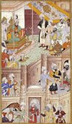 Khem Karan - Illustration To The Baburnama