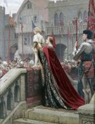 Edmund Blair Leighton - A Little Prince Likely In Time To Bless a Royal Throne