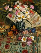 Georges Lemmen - Still Life With a Fan